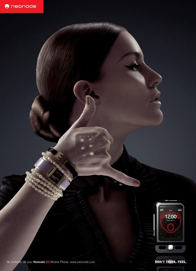 реклама телефонов фото 3